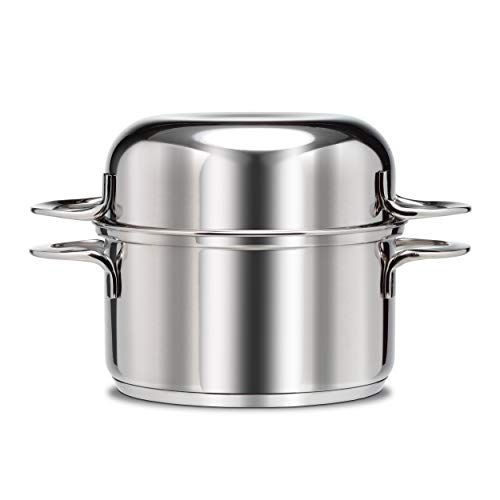 Stainless Steel Mussel Pot