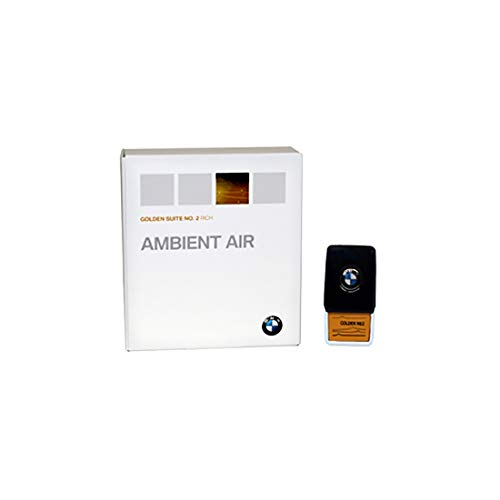 Original BMW Ambient Air, Golden Suite No. 2, Duft, Duftstecker, Geruch BMW 5er G3x / 7er G1x