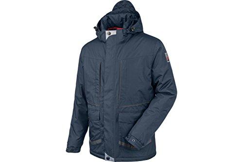 WÜRTH MODYF Parka Draco EN 343 Marineblau: Die warme Allwetterjacke ist der ideale Arbeitsbegleiter für den Winter & XXL erhältlich.