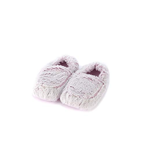 Warmies Women's/Ladies Microwavable Slippers, 90 Seconds to Warm Up in One Free Size of US: 5-9
