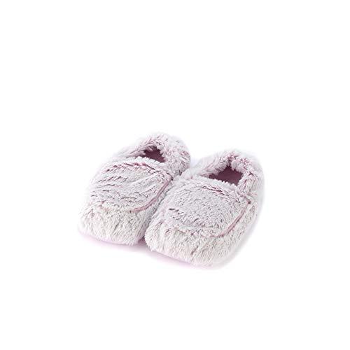 Warmies Hausschuhe Pink Marshmallow