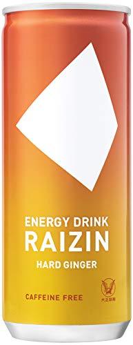 ライジンハードジンジャー (RAIZIN HARD GINGER) 245ml×30缶