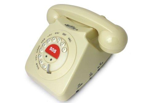 Geemarc CL60 Festnetztelefon Vintage (französische Version)