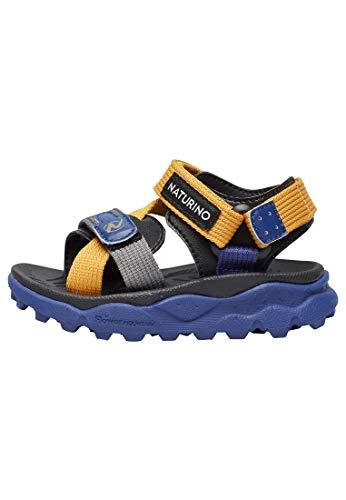 Naturino Nazca 2 Junior - Zapatillas deportivas de tela técnica amarilla Amarillo Size: 31 EU