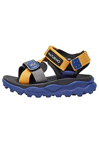 Naturino Nazca 2 Junior - Zapatillas deportivas de tela técnica amarilla Amarillo Size: 32 EU
