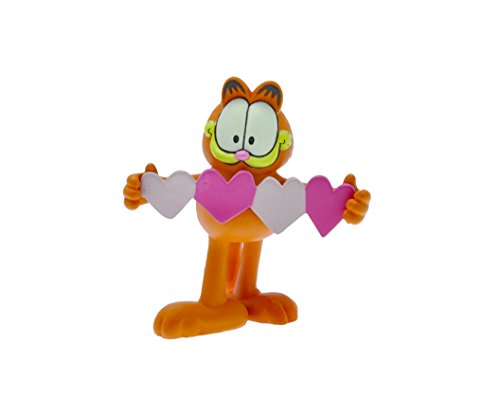 Plastoy SAS 66005 - Garfield: Garfield mit Herz