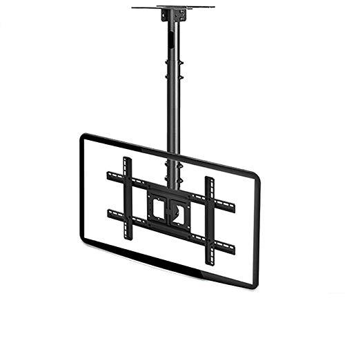 Z·Bling Soporte para TV - Soporte Giratorio Ajustable para TV para Pantalla de 32 a 70 Pulgadas - Soporte de Techo para TV,soporta hasta 68 kg con MAX.VESA 400 x 600mm