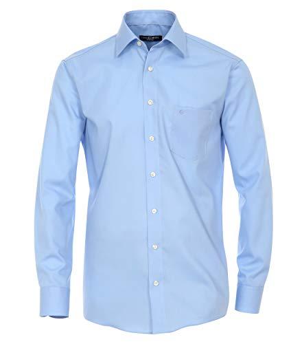 CASAMODA Herren 006050 Businesshemd, Blau (Blau 16), Kragenweite: 42