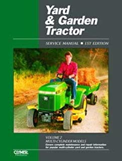 Gravely Lawn and Garden Tractor Service Manual (IT Shop)