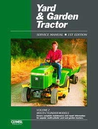 Amazon com : Deutz (Allis) 1918 Lawn and Garden Tractor