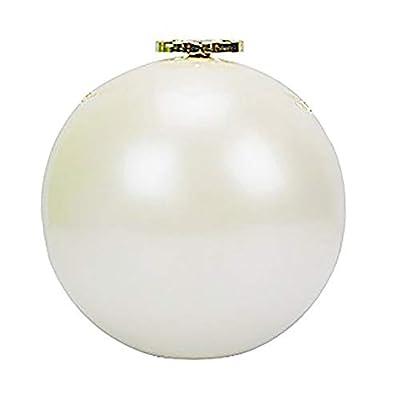QZUnique Women's Acrylic Mini Round Ball Shape Purse Evening Bag Clutch Handbag