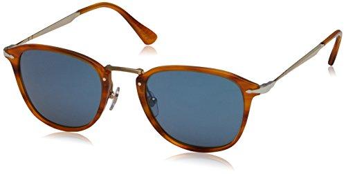 Persol MOD. 3166S SUN Gafas de sol para Hombre, Marrón (Brown/Blue)