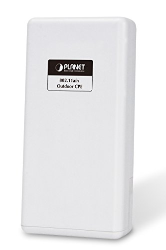 Planet WNAP-7335 5GHz 300Mbps 802.11a/n Outdoor Wireless AP/Router (2 x RP-SMA Connector)
