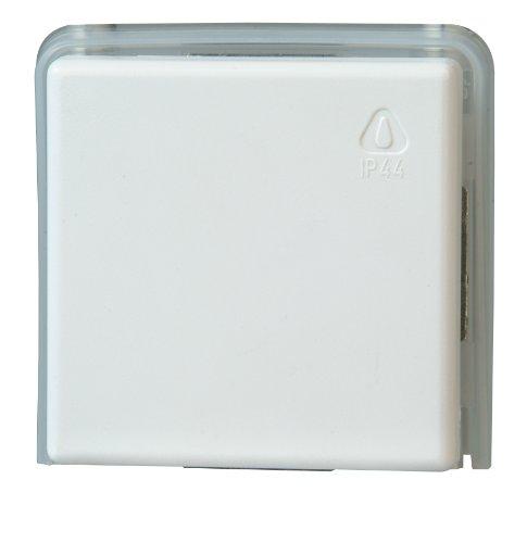 Kopp 623602081 Universalschalter (Aus- und Wechselschalter) Unterputz Feuchtraum arktis