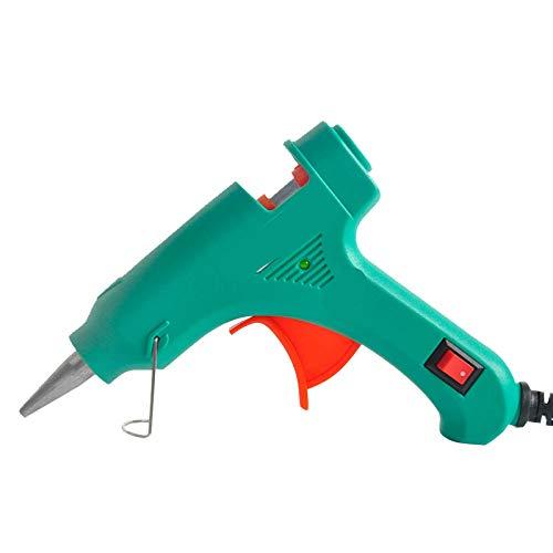 Pistolas para Pegar Pistola de pegamento de fusión en caliente Mini pistolas...