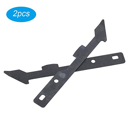 Naaimachine Onderdelen, Breimachine Metalen Nok Links + Rechts voor Zilver Riet SK260 SK280 SK360 SK326 SK327
