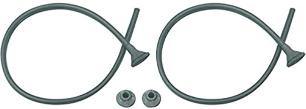 Eckler's Premier Quality Products 57130847 Chevy Windshield Drain Seals