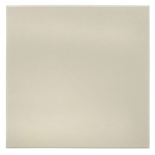 Sani-Tuff Professional Rubber Cutting Board 149-880, 8 x 8-inches, 1/2-inch thick. Made in USA.