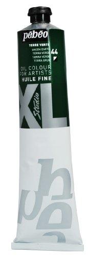 Pebeo 200044 Studio XL Ölfarben 200 ml, grüne/Erde