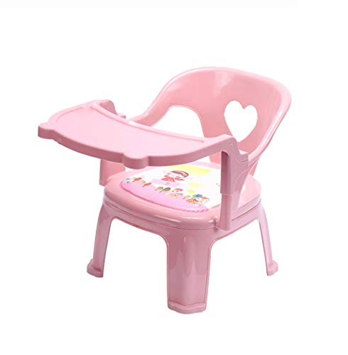 Find Discount LISHUFANG Cute Non-Slip Children's Baby Eating Table and Chairs Cartoon Called Back Se...