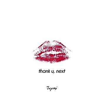 Thank U, Next (Spanish Remix)