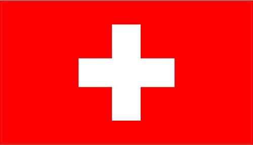 My Planet grande bandiera 5'X3' svizzera Premium qualità svizzera bandiera per tifosi decorazione