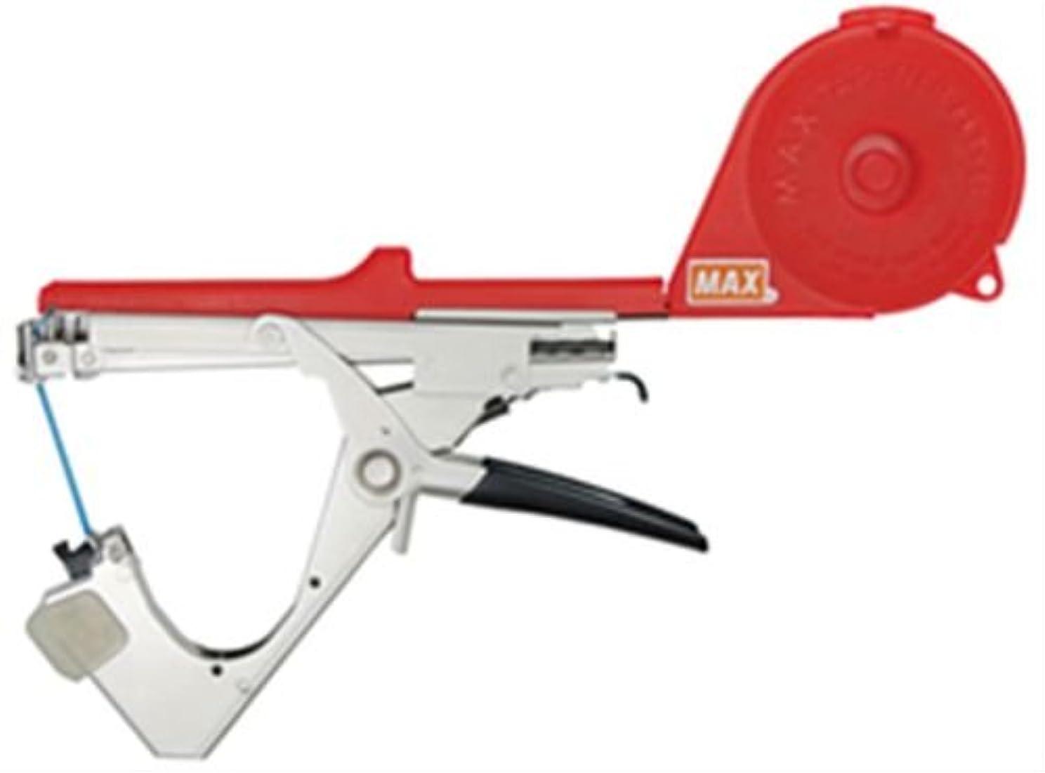居住者肌寒いクリークマックス(MAX) 園芸用誘引結束機 テープナー 結束径45mmまで 【軽とじ】タイプ HT-B(NS)