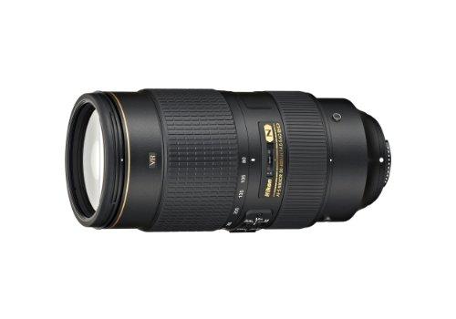 Nikon 80-400 mm/F 4,5-5,6 AF-S NIKKOR ED VR Objektiv (Nikon F-Anschluss,True)