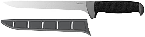 Kershaw 7 5 Inch Narrow Fillet Knife 1247X Flexible and Corrosion Resistant 420J2 Stainless product image