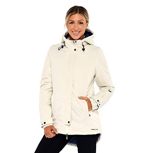 ARCTIX Damen Gondola Insulated Jacket Jacke, Marshmallow, 1X (16W-18W)