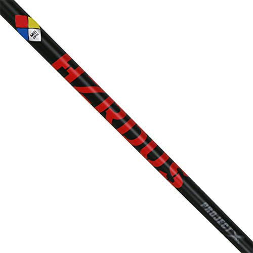 Project X HZRDUS Red 6 Stiff Shaft + Taylormade M1-M6 / SIM Tip + Grip