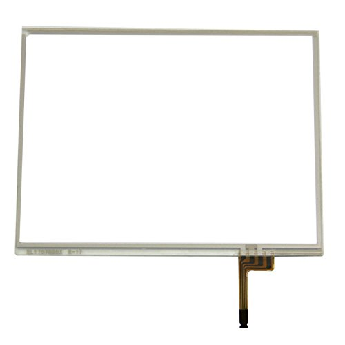 booEy Touchscreen Touchpad Glas Ersatz Scheibe für Nintendo New 2DS XL
