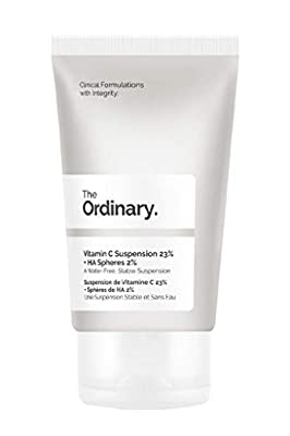 The Ordinary Vitamin C Suspension 23% + HA Spheres 2% 30ml from The Ordinary