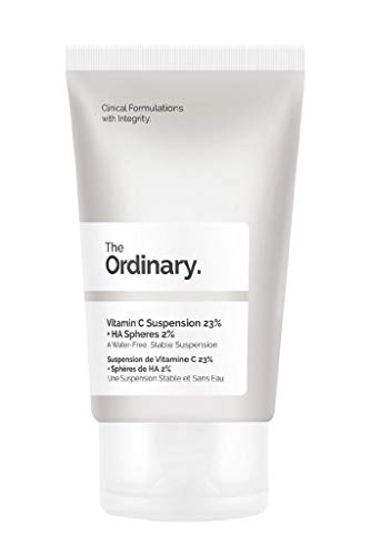 The Ordinary Vitamin C Suspension 23% + HA Spheres 2% 30ml
