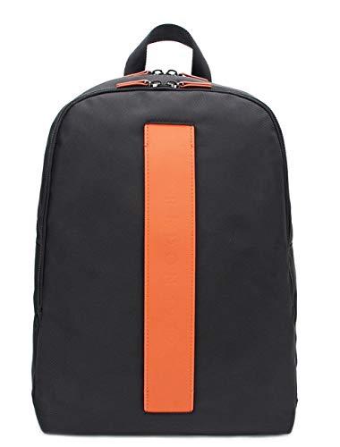 Fedon 1919 - Stripe - Zaino in nylon per laptop 13'' - MZ1930005 (Arancione)