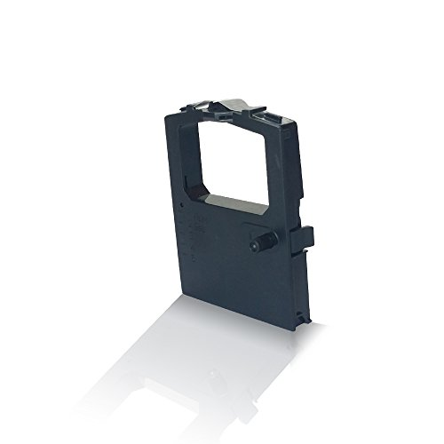 Kompatibles Farbband - 3 Mio. Zeichen - für OKI Microline 320 Series 320 Turbo D 320 Turbo N 321 Turbo D 321 Turbo N 3320 eco 3321 3321 eco 52102001 Nylonband Schriftband 3.000.000 Zeichen - Print Plus Serie