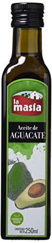 La Masía - Aceite de aguacate, 250 ml – uso alimentario