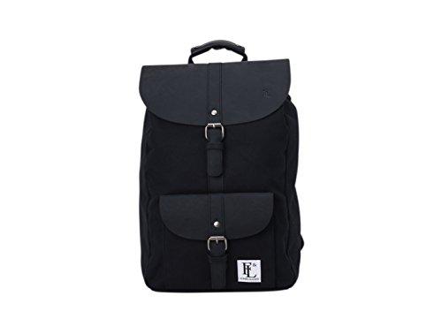 Forbes & Lewis Spring Summer 18 Casual Daypack, 44 cm, Black LINC/C/01/01