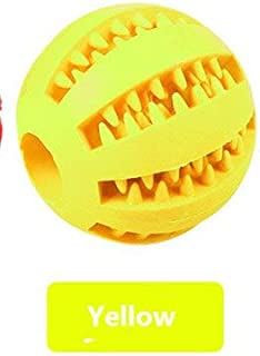 DORLIONA 5cm 7cm Pet Dog Toy Tooth Cleaning Balls Dog Interactive Rubber Balls Wholesale Dog Decompression Stretch Rubber ...