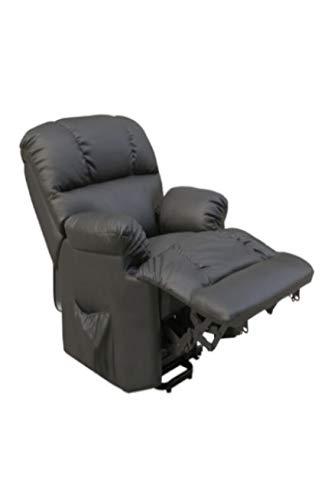 JRD Massagesessel, Relaxsessel, Schwarz