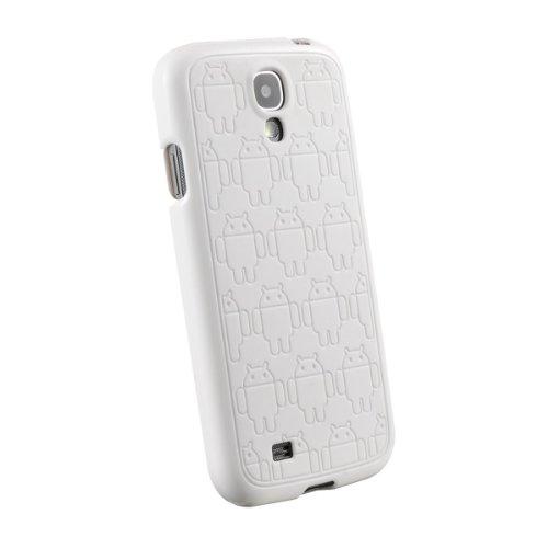 CruzerLite Clone Caso Army per Samsung Galaxy S4, Bianco