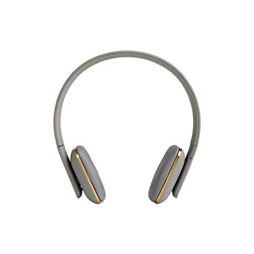 ahead bluetooth headset in cool grey