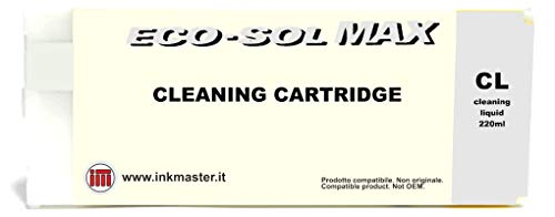 Ink Master - Remanufactured cartridge ROLAND ECO-SOL MAX CLEANING for ROLAND ECOSOLVENT