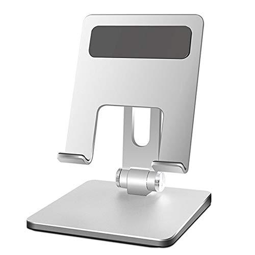 Soporte para Tableta Portátil Soporte para Computadora Portátil de Altura Ajustable Elevador Ergonómico Plegable para cComputadora Portátil, para Todas las Tabletas de Menos de 15 Pulgadas,2