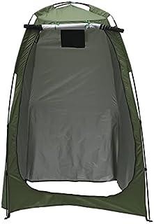 Bärbar utomhus dusch tält camping toalett regnskydd för camping pop up integritet tält utomhus klädnadstält enkel installa...
