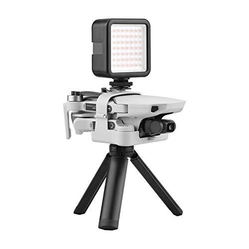 DJFEI Mavic Mini 2 Hand Grip Mini Trípode, Soporte de Mesa de Escritorio para trípode Compatible con dji Mavic Mini 2 RC Drone
