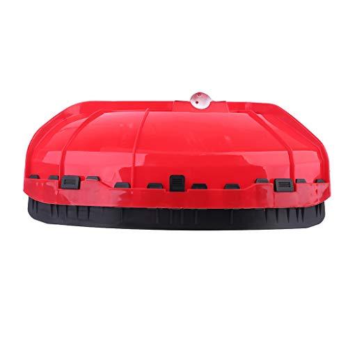 BIlinli Recortador de Hierba Cortador de Cepillo Cortador de Cepillo Cubierta Protectora Cuchilla Protector Strimmer Junta Reemplazo Protector Escudo