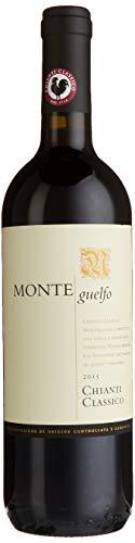 Monteguelfo Chianti Classico DOCG Sangiovese Trocken (1 x 0.75 l)