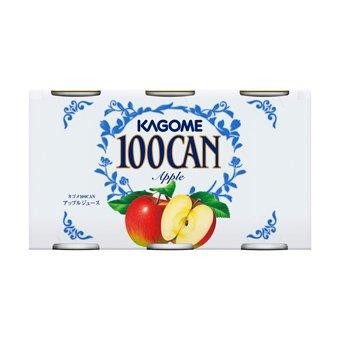 100CAN アップル 160g×30本 缶