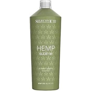 Selective Hemp Sublime - Champú, 1000 ml: Amazon.es: Salud y cuidado personal